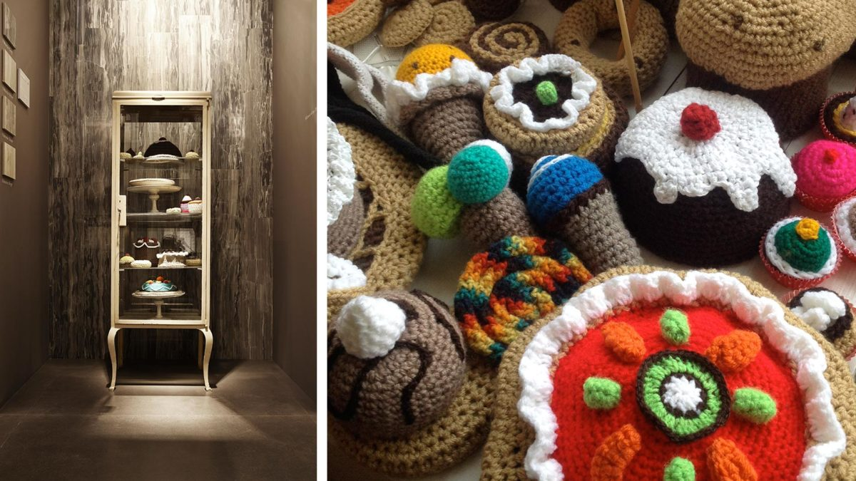 Salone del mobile 2014 – Ceramiche Sant'Agostino designed by Philp Starck