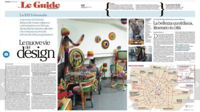 La Repubblica, Maggio 2016